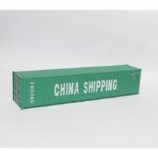 China Shipping 40ft Drybox
