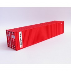 Freightliner 40ft Red container