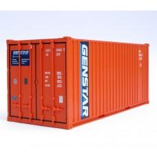 "Genstar 20ft x 8'6"" Drybox"