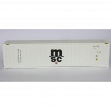 MSC 40ft Highcube Reefer