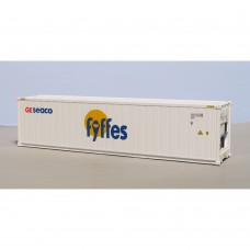 N Gauge reefer 40ft HC Fyffes
