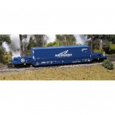 KQA KTA pocket wagon with NYK Logistics container
