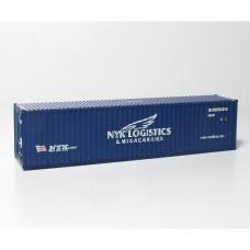 N Gauge NYK Logistics 40ft HC
