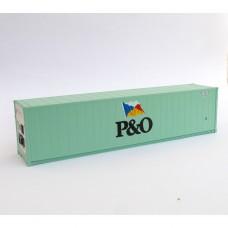 HO P&O 40ft highcube reefer