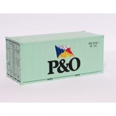 P&O 20ft reefer.