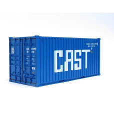 "CAST 20ft x 8'6"" drybox"