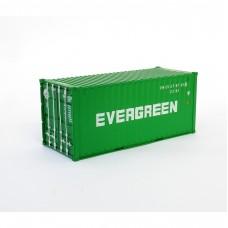 "Evergreen 20' x 8'6"""