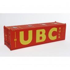 HO UBC 30ft Bulktainer