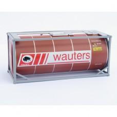 HO Wauters 20ft tank