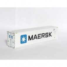 HO Maersk 40ft HC reefer