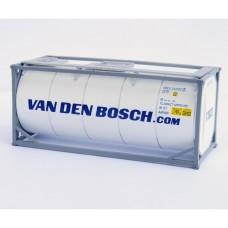 HO Van Den Bosch 20ft tank