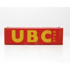 N Gauge 30ft UBC bulktainer