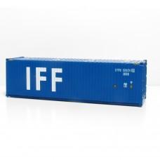 N Gauge 30ft IFF bulktainer