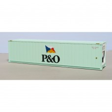 N Gauge reefer 40ft HC P&O