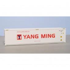 N Gauge reefer 40ft HC Yang Ming