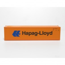 N Gauge Hapag Lloyd 40ft hc