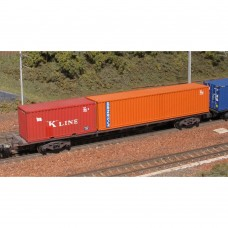 N Gauge 40ft Container Kit x 10 - No19