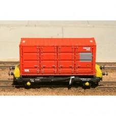 N Gauge MOD 20ft Container kit No32