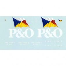 P&O O Gauge