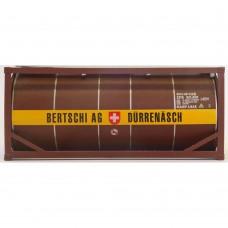 OO gauge Bertschi 20ft tank