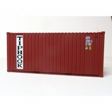Tiphook 20ft drybox