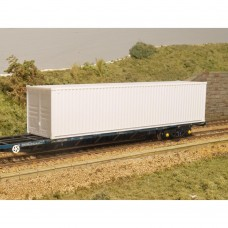 "OO gauge 40ft x 8'6"" old style all ribs"