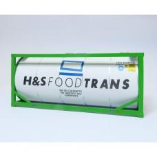 H&S Food Trans 20ft tank