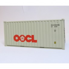 OOCL 20ft dry box
