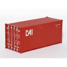 OO Gauge CAI 20ft Dry Box - RTR No08