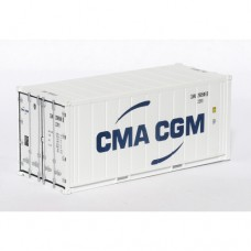 OO Gauge CMA CGM 20ft Reefer - RTR No13