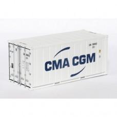 OO Gauge CMA CGM 20ft Reefer - RTR No13