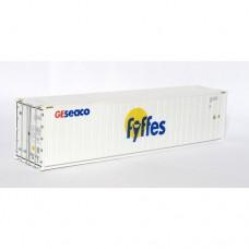 OO Gauge Fyffes 40ft Reefer - RTR N015