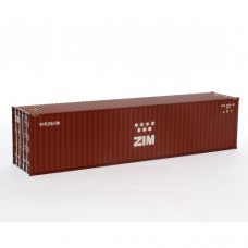OO Gauge ZIM 40ft High Cube - RTR No06