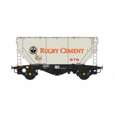 PCA Bulk Cement Wagon  3 x  Rugby Cement Livery - PRE-ORDER